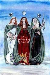 The Sister's Three: The Mother, The Maiden & The Crone